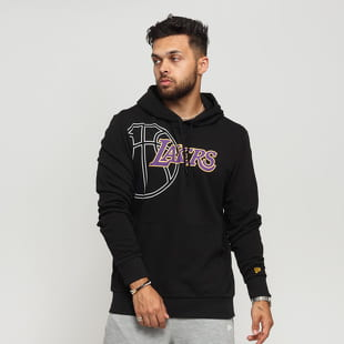 New Era NBA Graphic Basketball Hoody LA Lakers