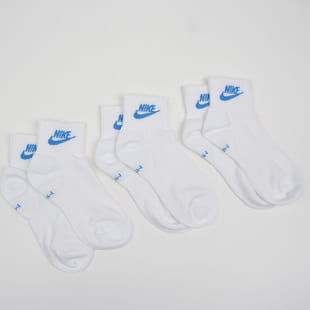 Nike U NK NSW Everyday Essential Ankle 3Pack