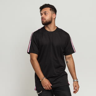 Pink Dolphin Mesh Stripe V2 Tee