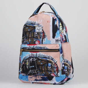 The Herschel Supply CO. Jean - Michel Basquiat Nova Mid Backpack