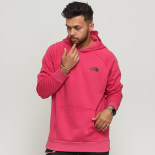 The North Face M Raglan Red Box Hoody