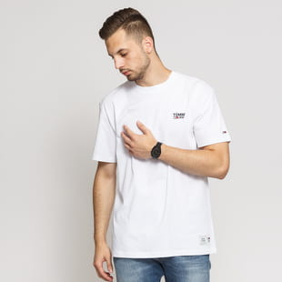 TOMMY JEANS M Chest Corp Logo Tee