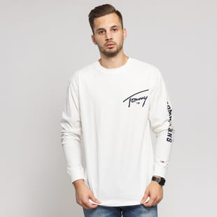 TOMMY JEANS M Sleeve Logo Tee