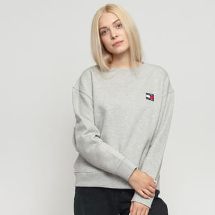 TOMMY JEANS W Tommy Badge Crew