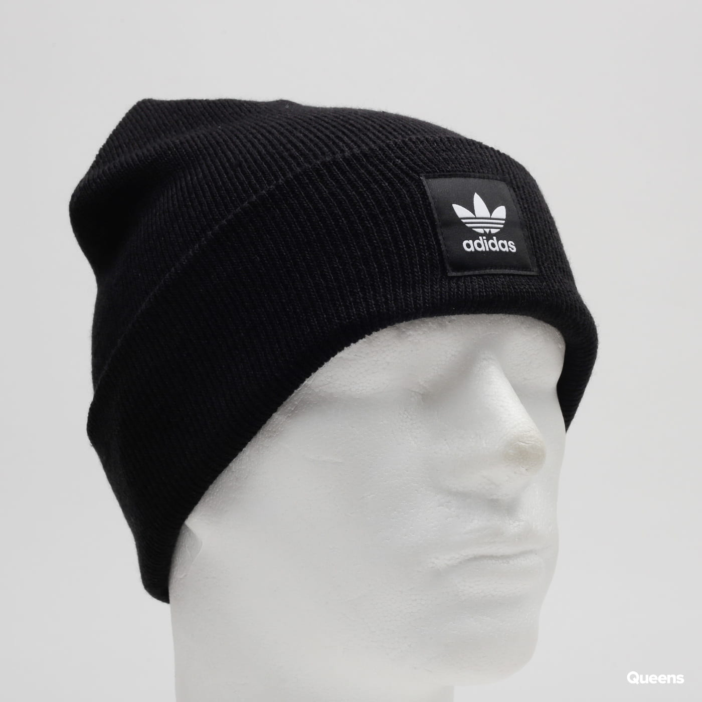 matriz recluta Retorcido  Hat adidas Originals AC Cuff Knit black (ED8712) – Queens 💚