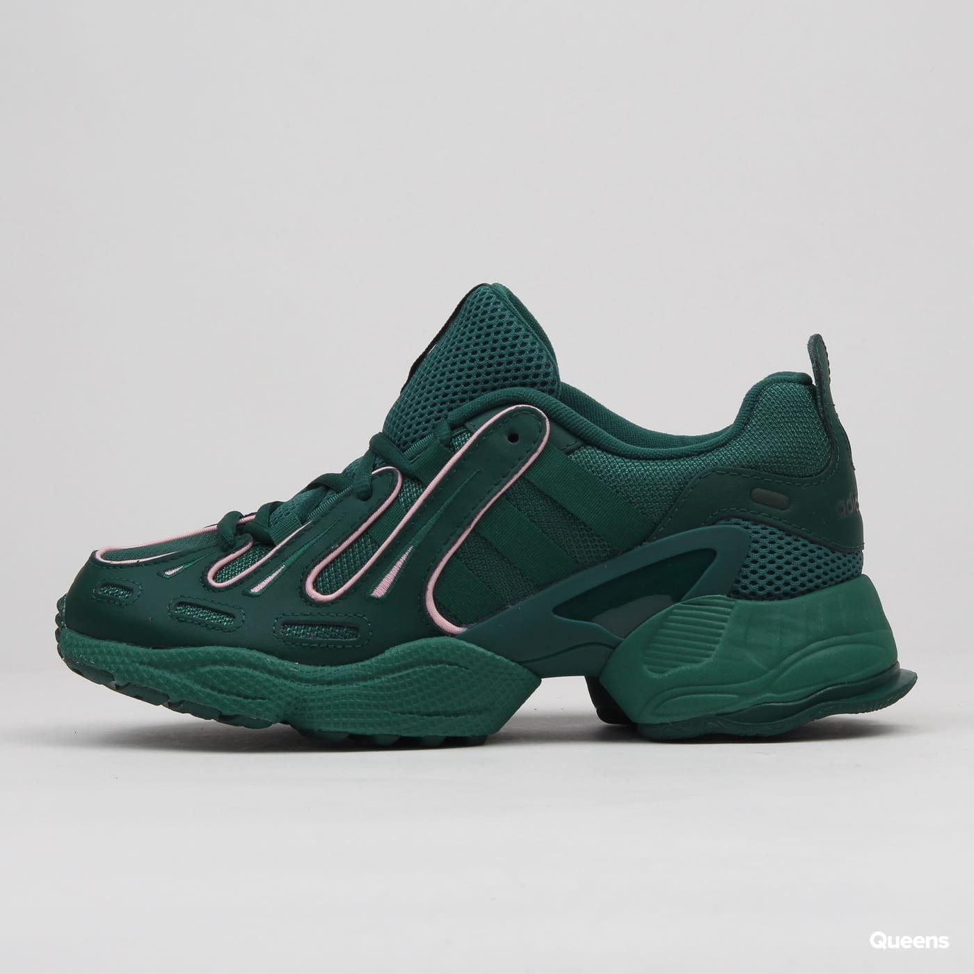 adidas Originals EQT Gazelle W cgreen / cgreen / trupnk