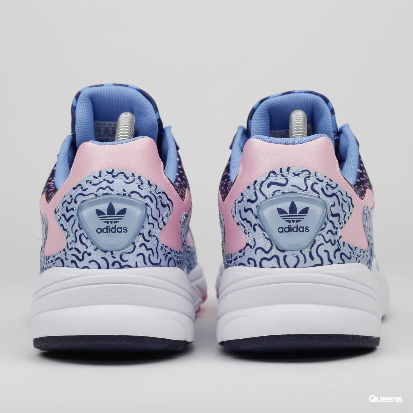 adidas Originals Falcon W conavy / globlu / trupnk