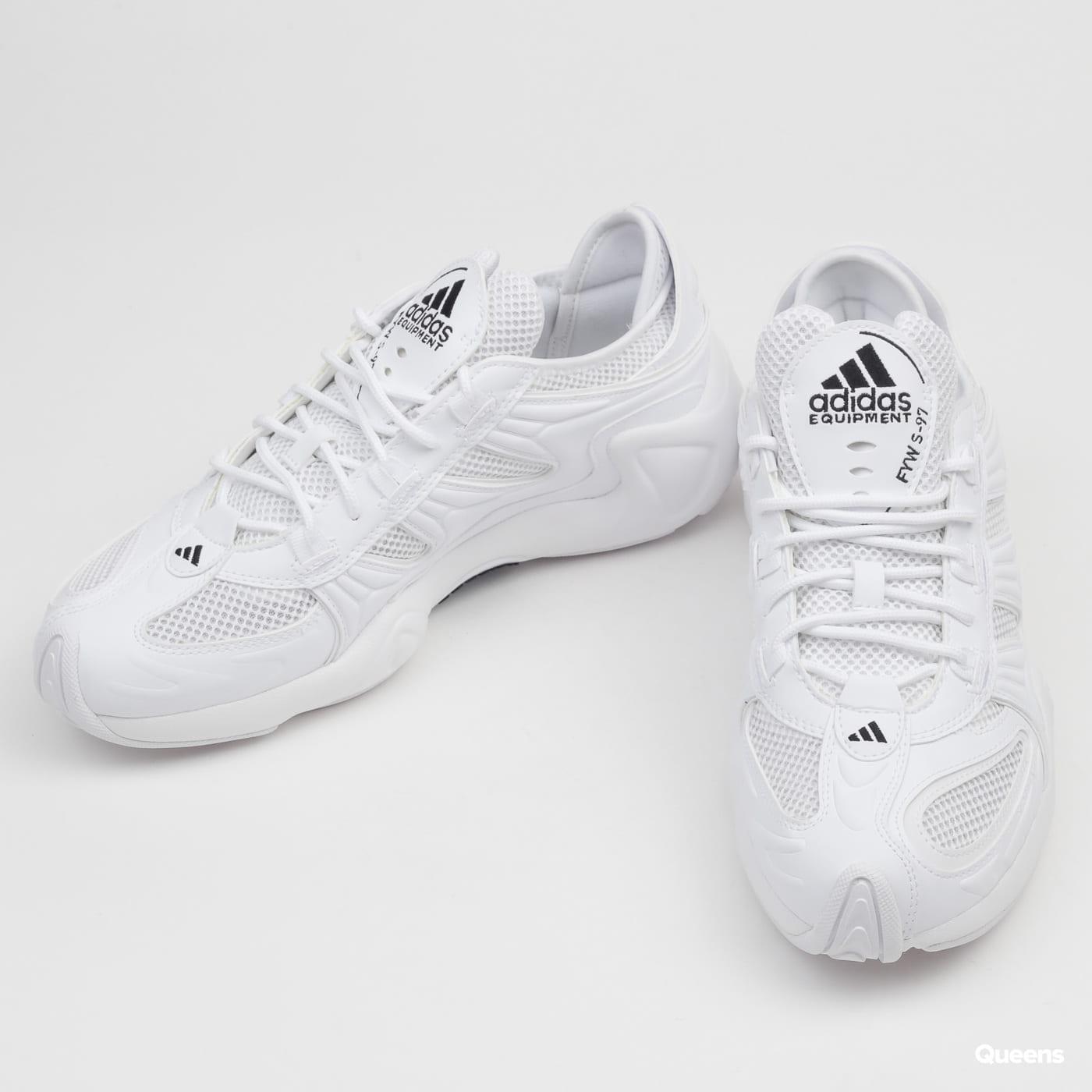 adidas Originals FYW-S-97 ftwwht / ftwwht / cblack