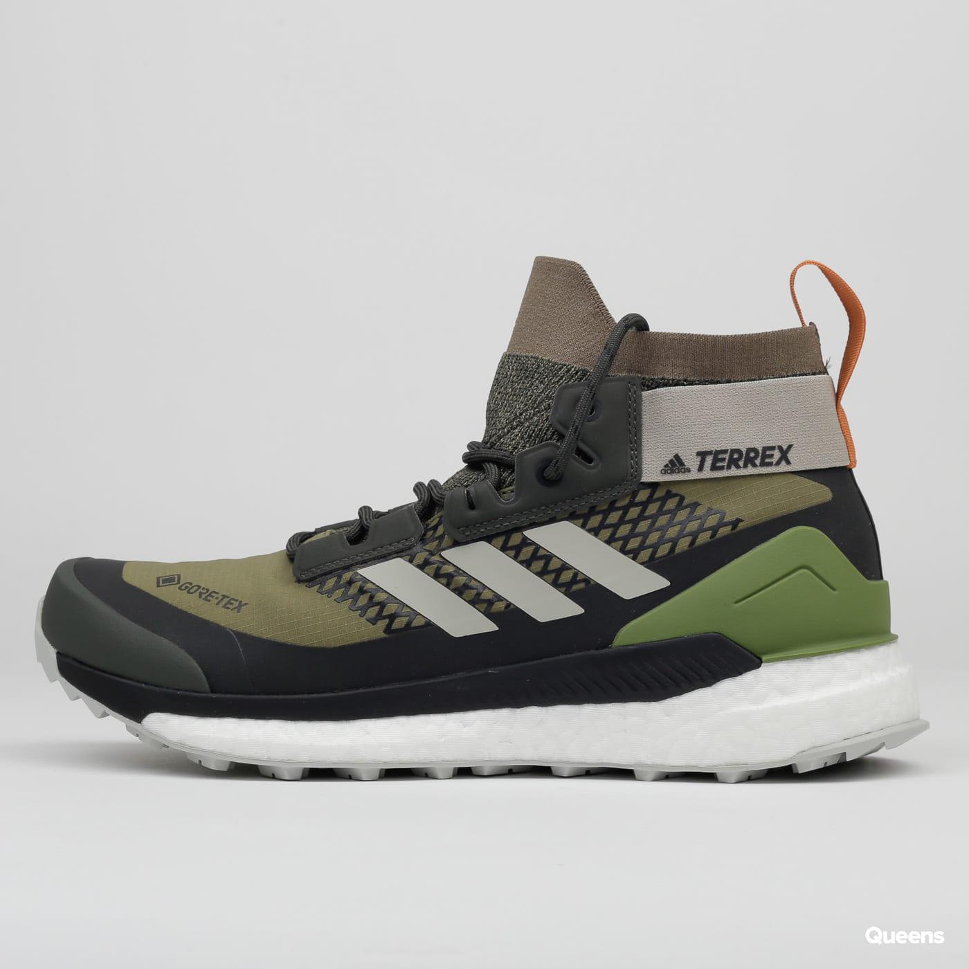 adidas Performance Terrex Free Hiker GTX rawkha / sesame / tecoli