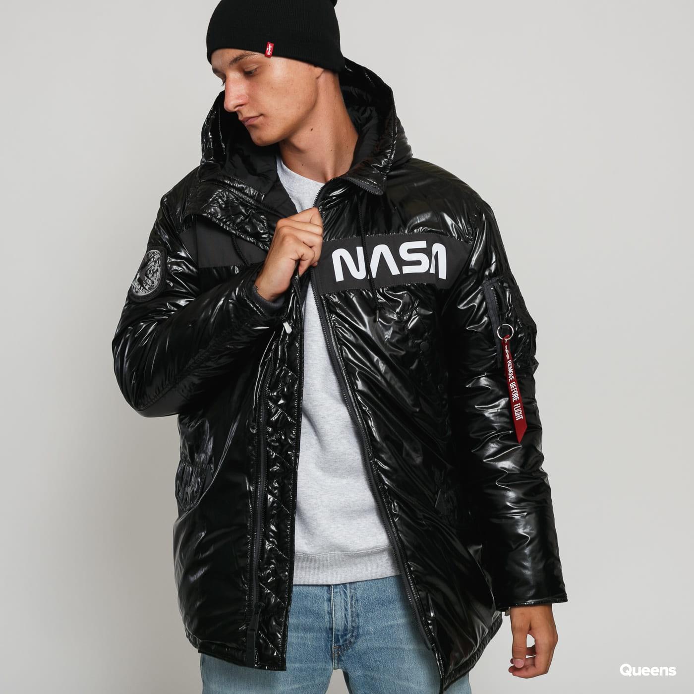 3B Alpha NASA N Industries schwarz thdQrsC