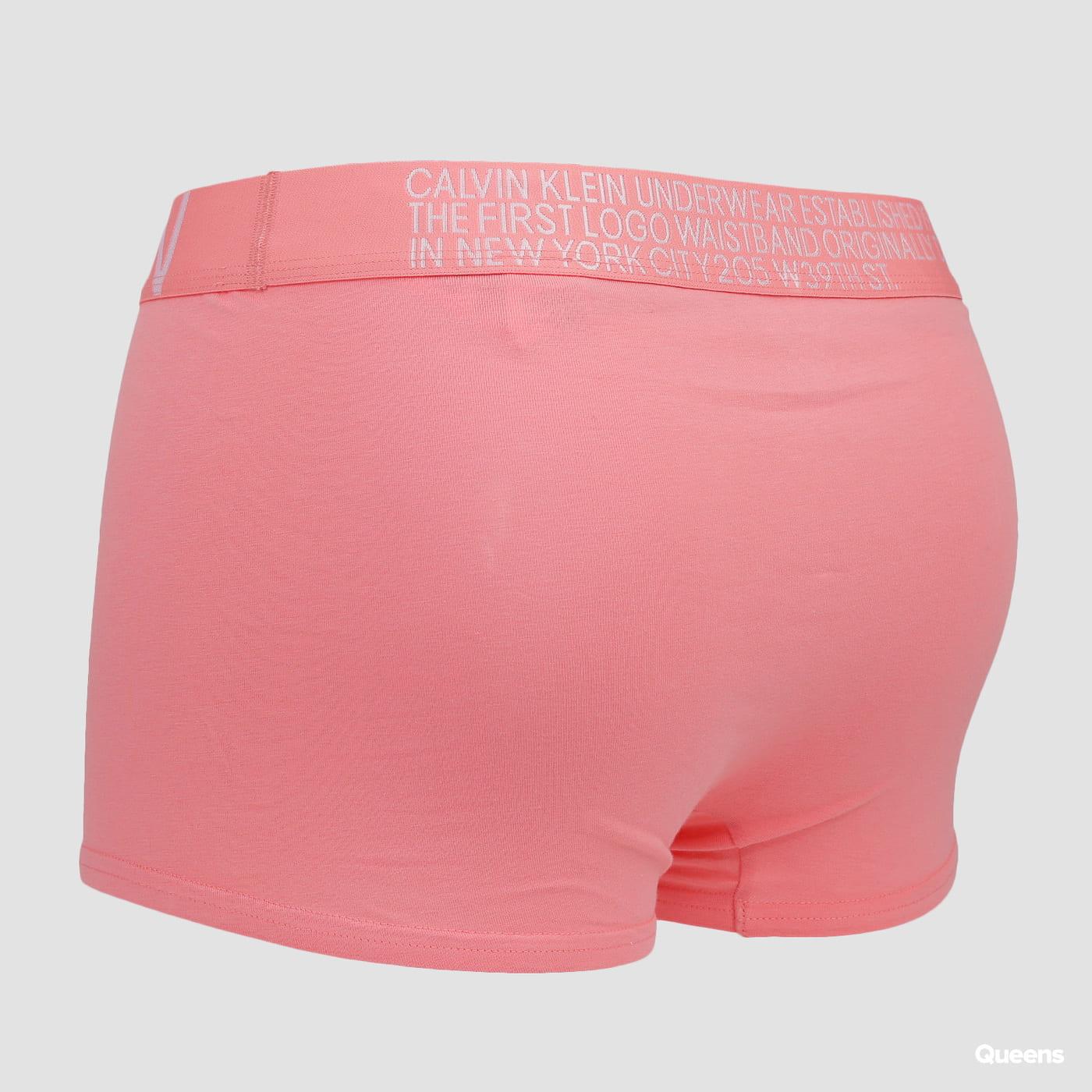 Calvin Klein Statement 1981 Trunk pink
