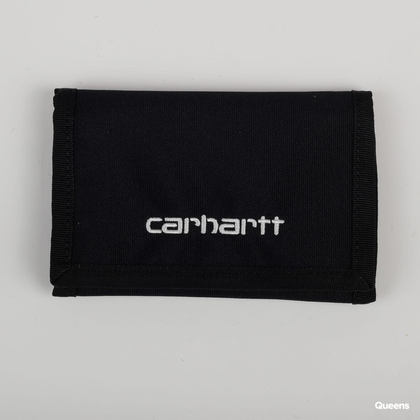 Carhartt WIP Payton Wallet čierna