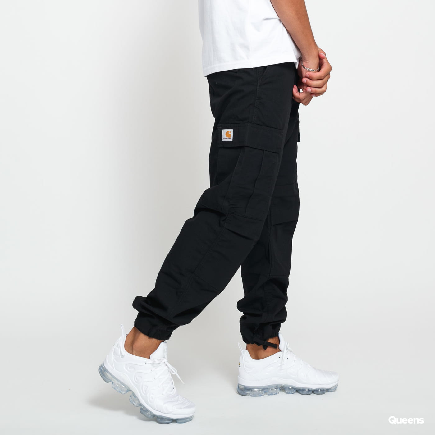 Carhartt WIP Regular Cargo Pant black