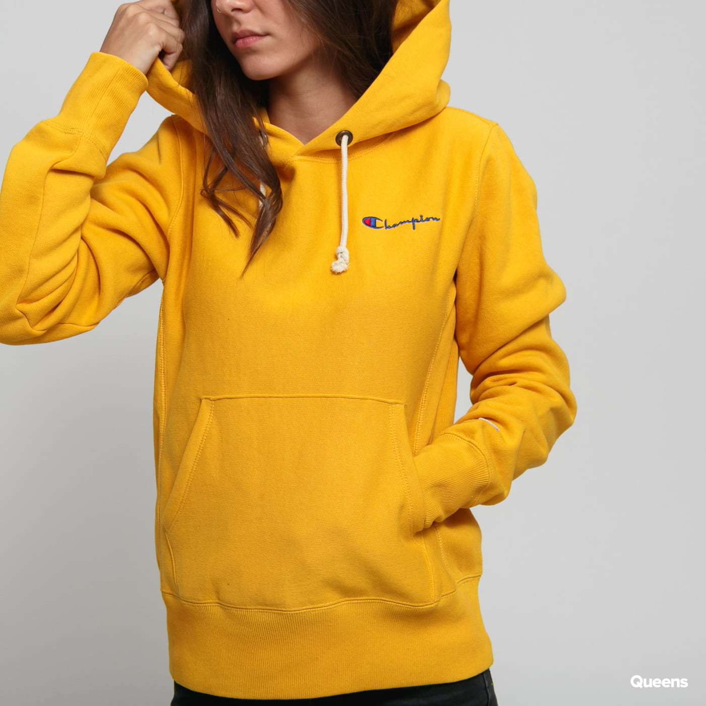 Champion Hooded Sweatshirt 6lut8