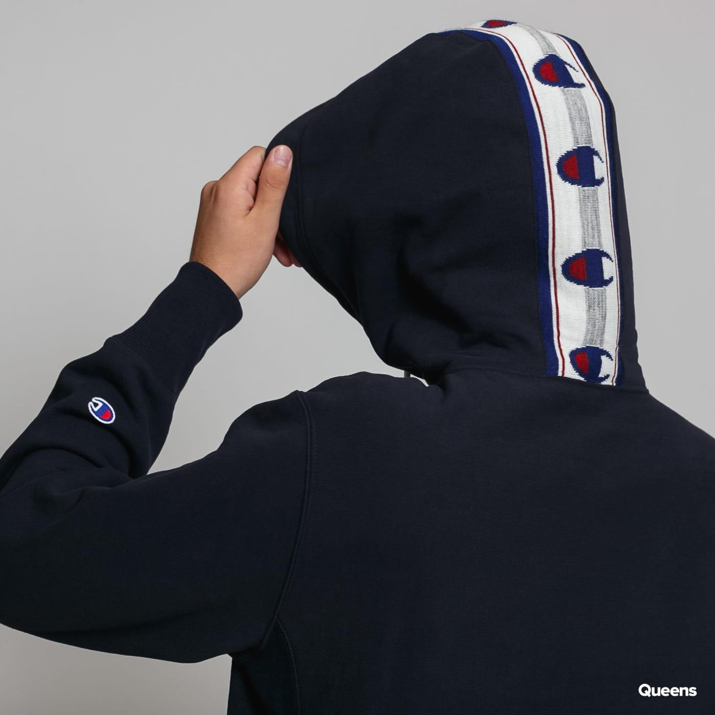 Champion Hooded Sweatshirt nava