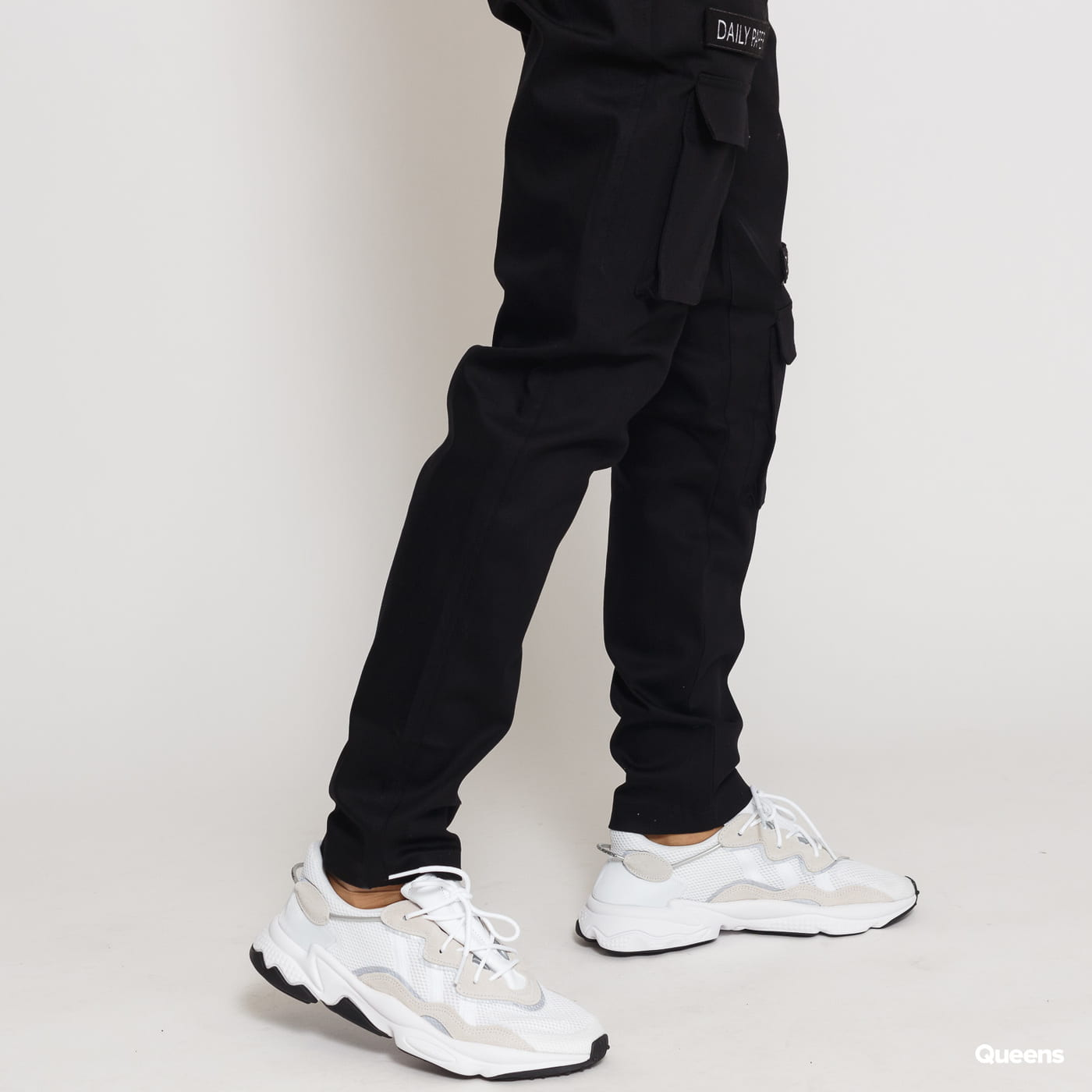 Daily Paper Cargo Pants black