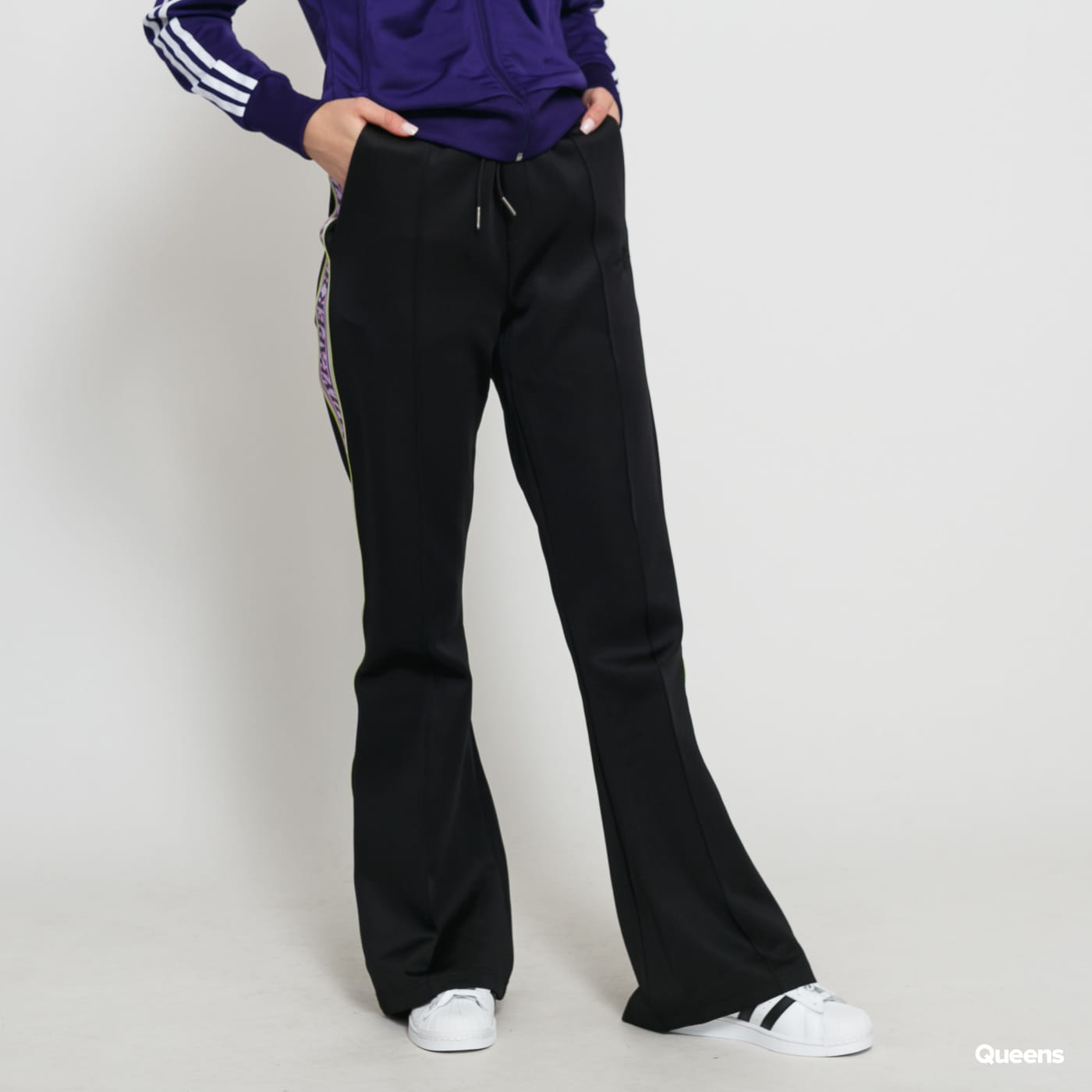 Daily Paper Glair Tape Pant black