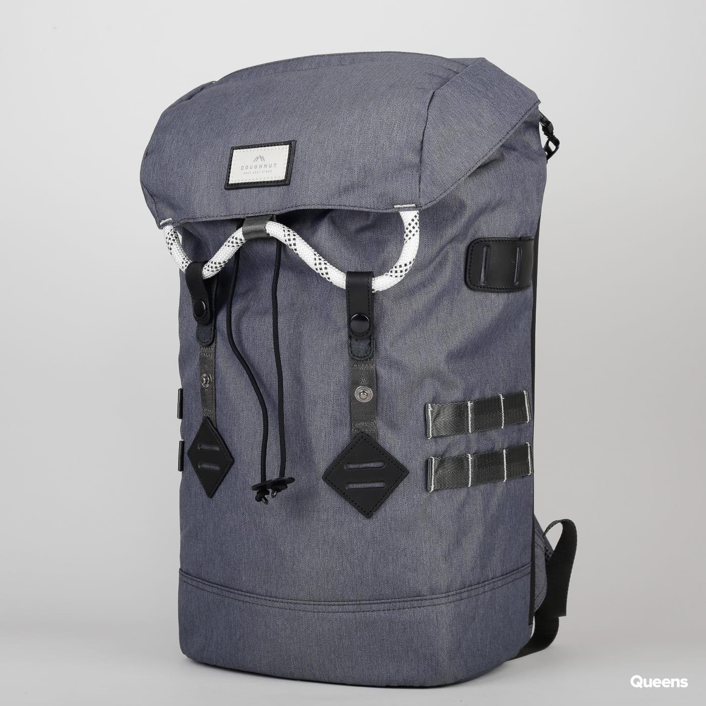 Doughnut Colorado Accents Series Backpack dunkelgrau