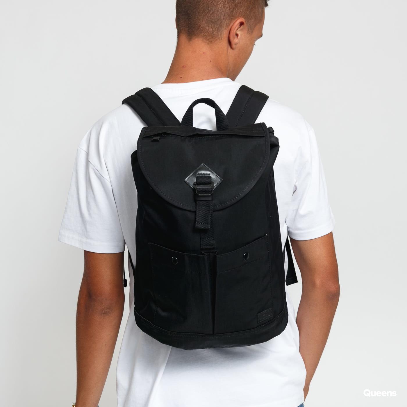 Doughnut Montana Backpack čierny