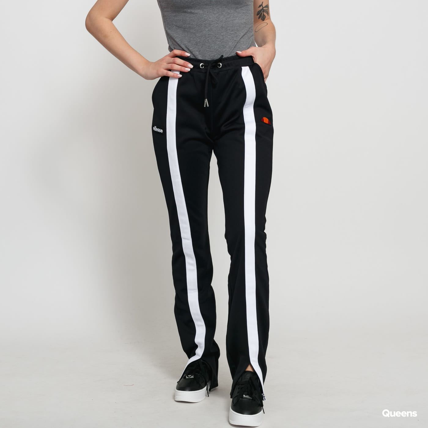 ellesse Rossolo Track Pant black / white
