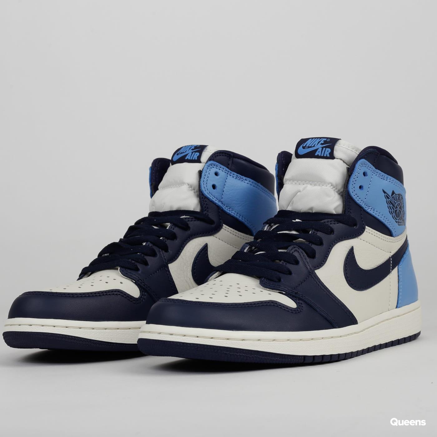 Sneakers Jordan Air Jordan 1 Retro High Og Sail Obsidian