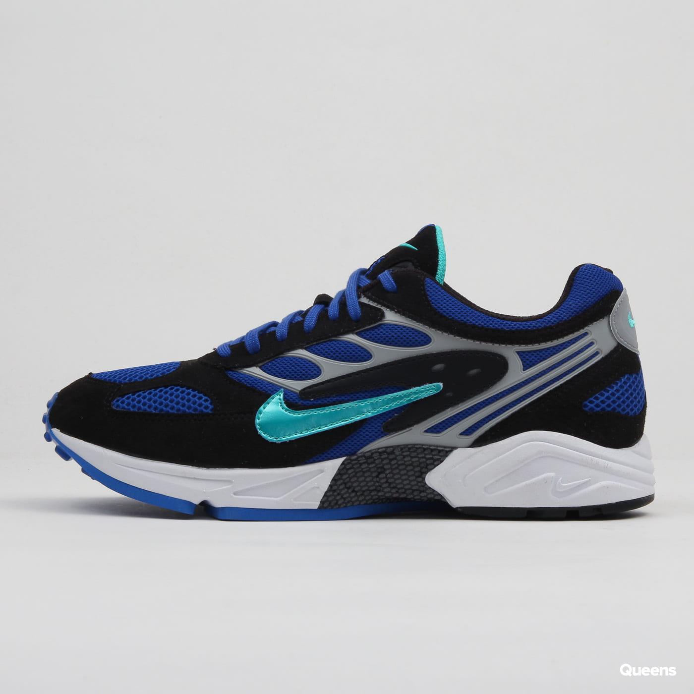 Nike Air Ghost Racer black / hyper jade - racer blue