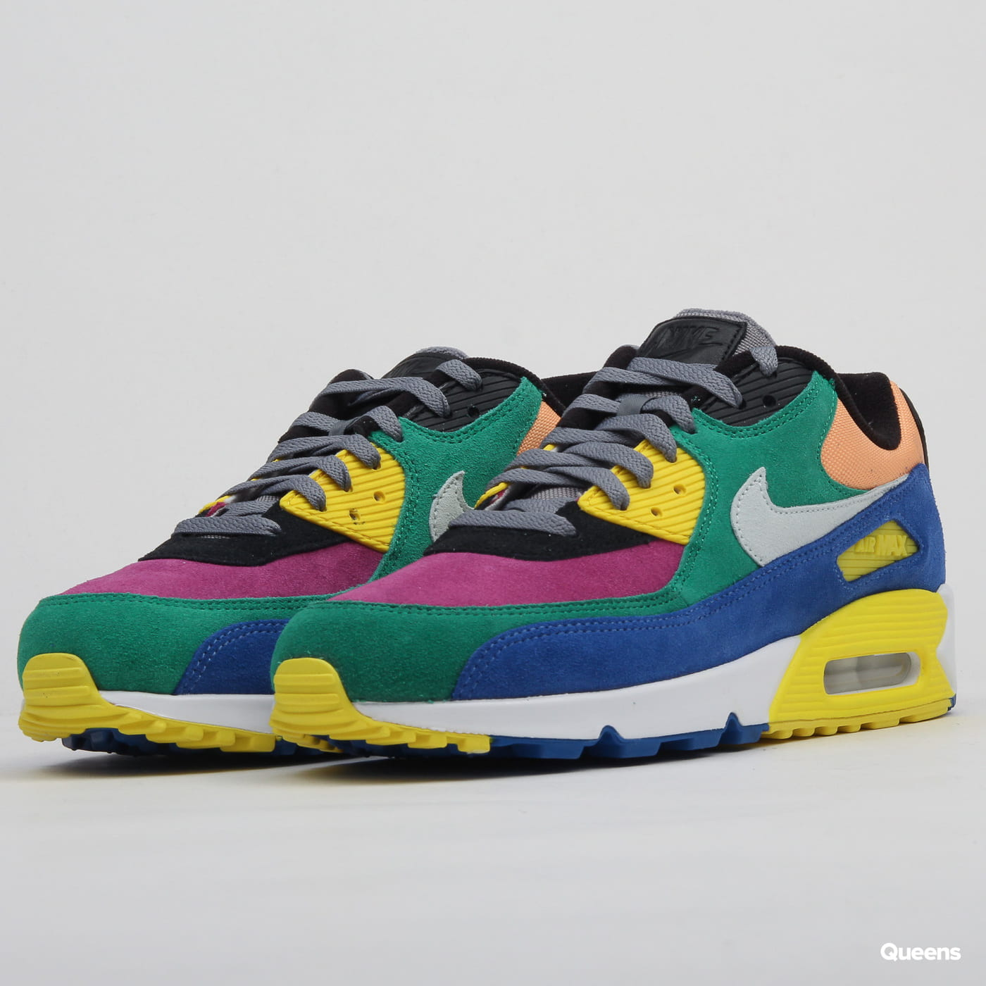 huge discount c2044 4b141 Nike Air Max 90 QS lucid green / barely grey