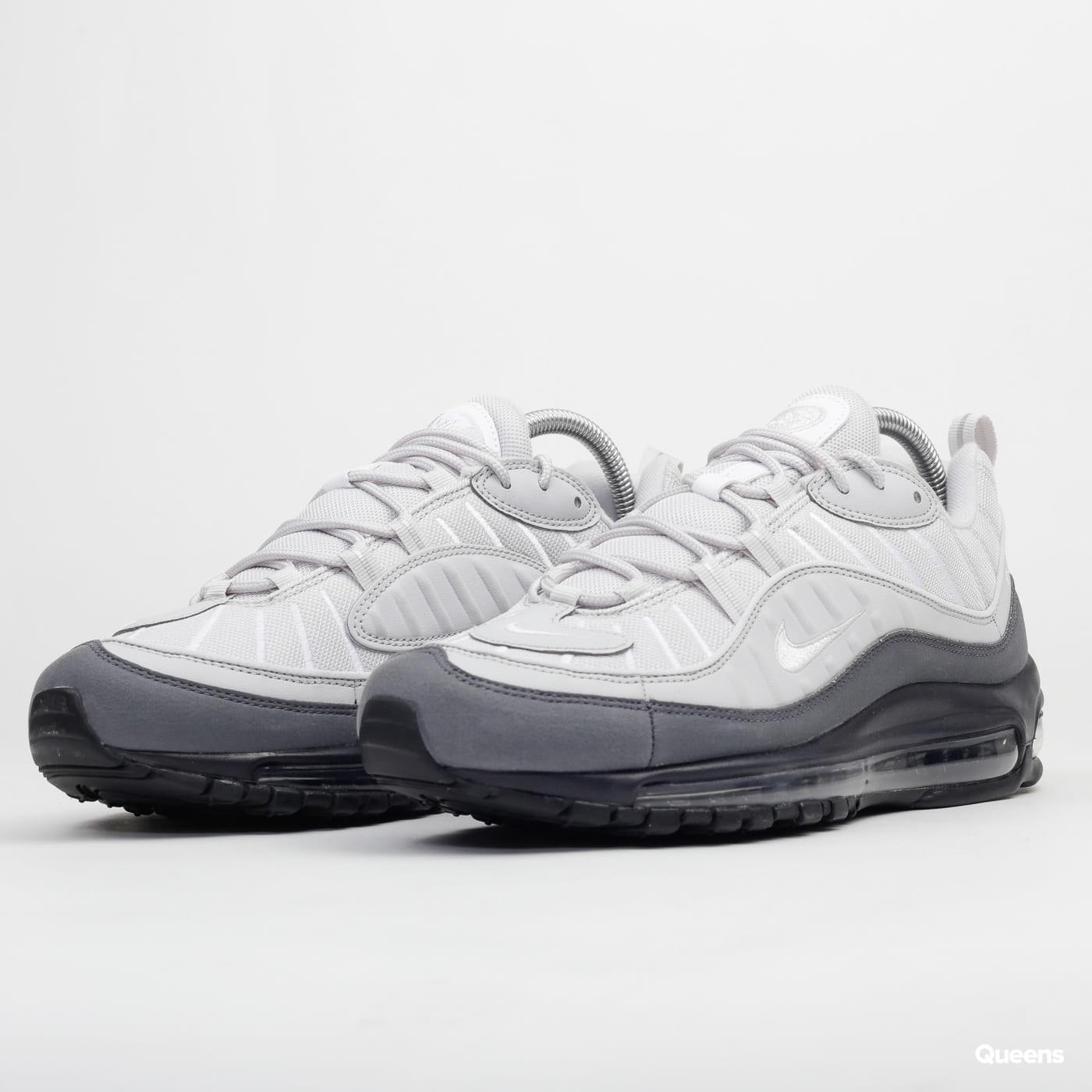 factory price a792c d9631 Nike Air Max 98 white / white - vast grey