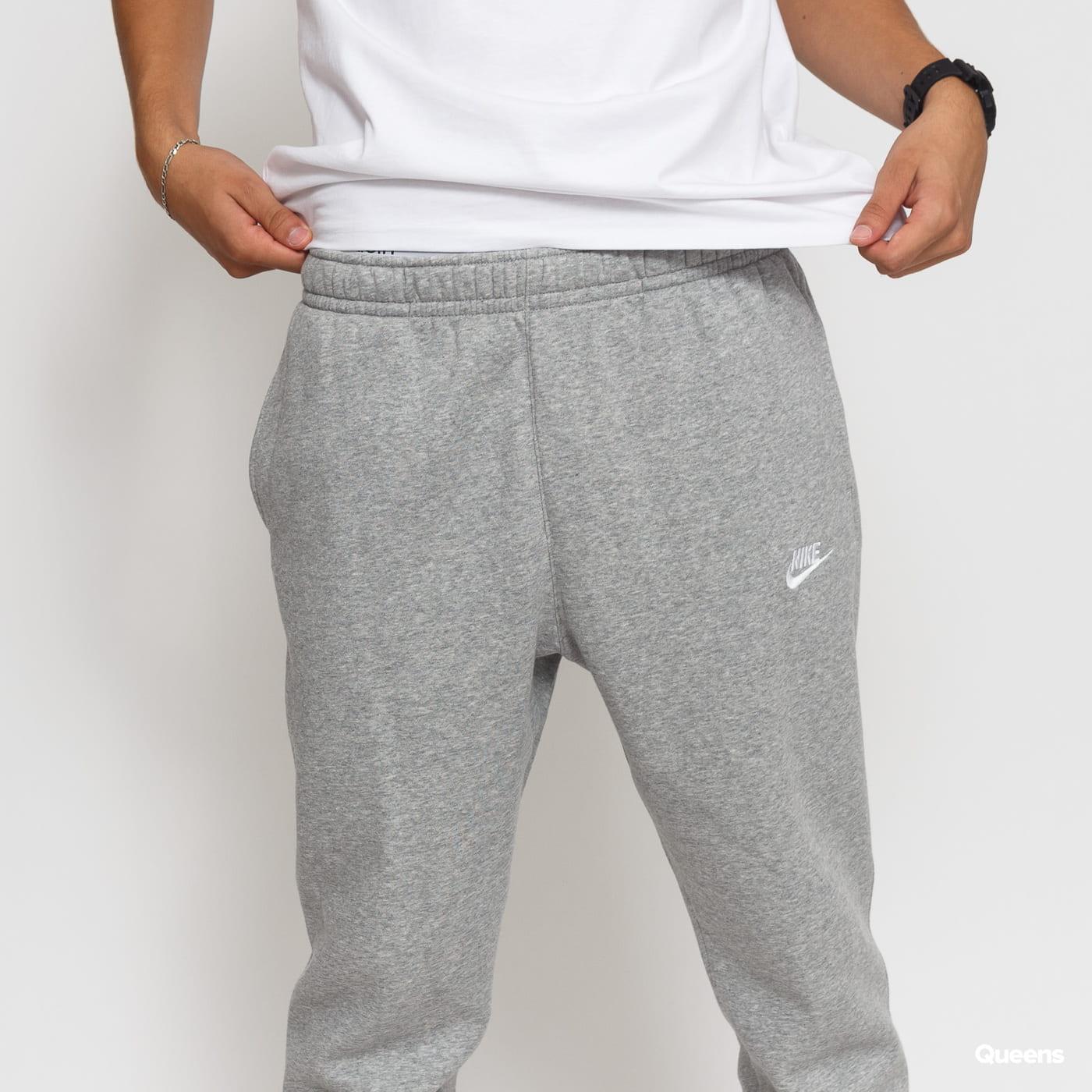 Nike M NSW Club Jogger grau melange