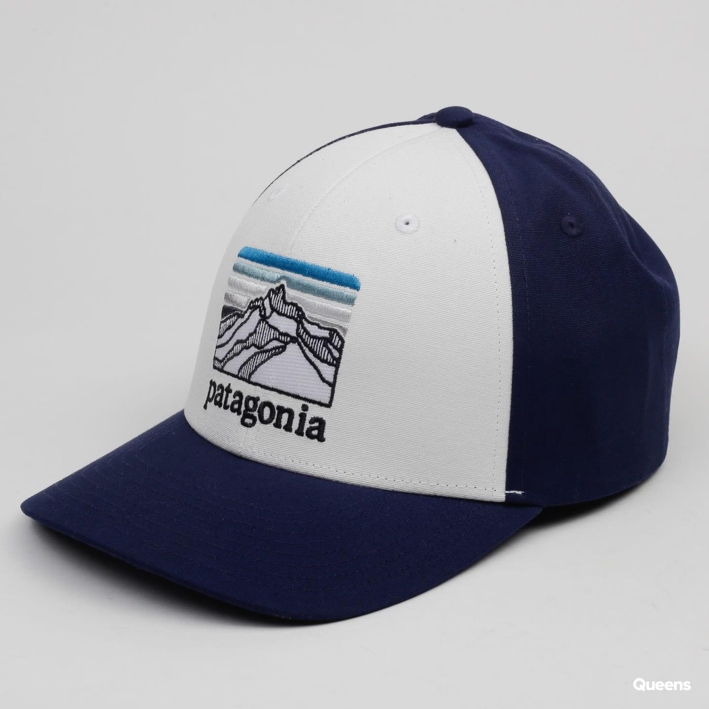 Patagonia Line Logo Ridge Roger That Hat navy / white