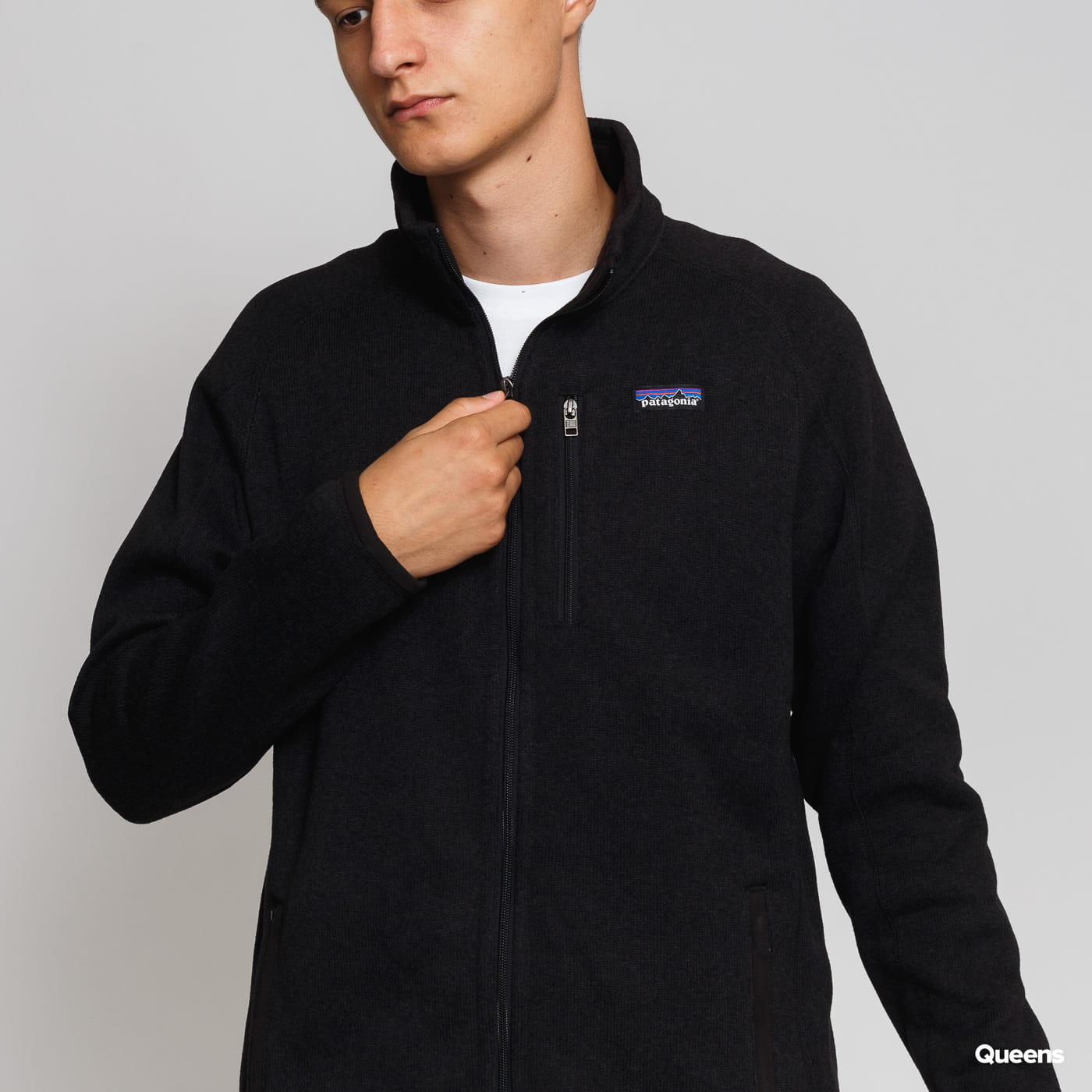 Patagonia M's Better Sweater Jacket schwarz