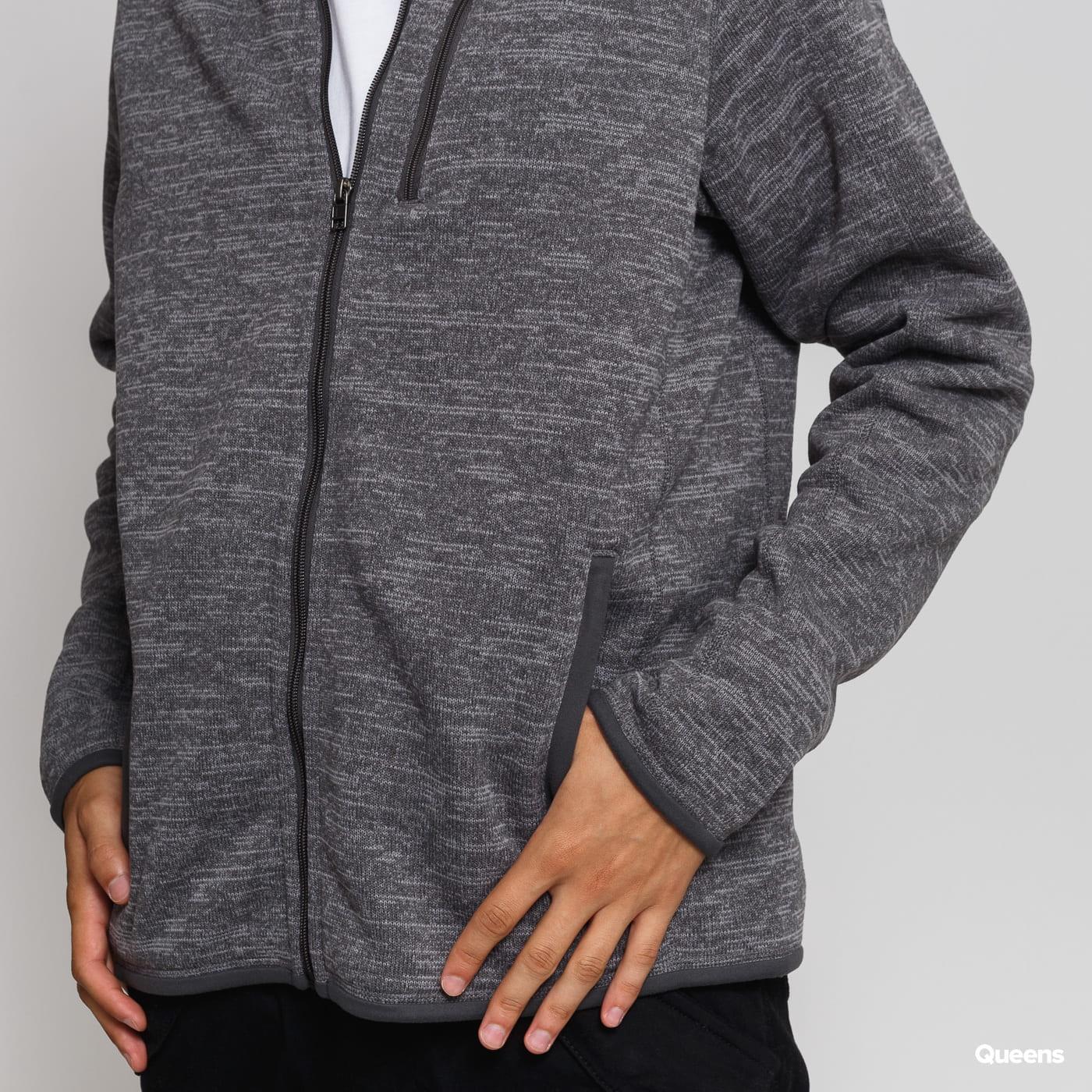 Patagonia M's Better Sweater Jacket dunkelgrau melange