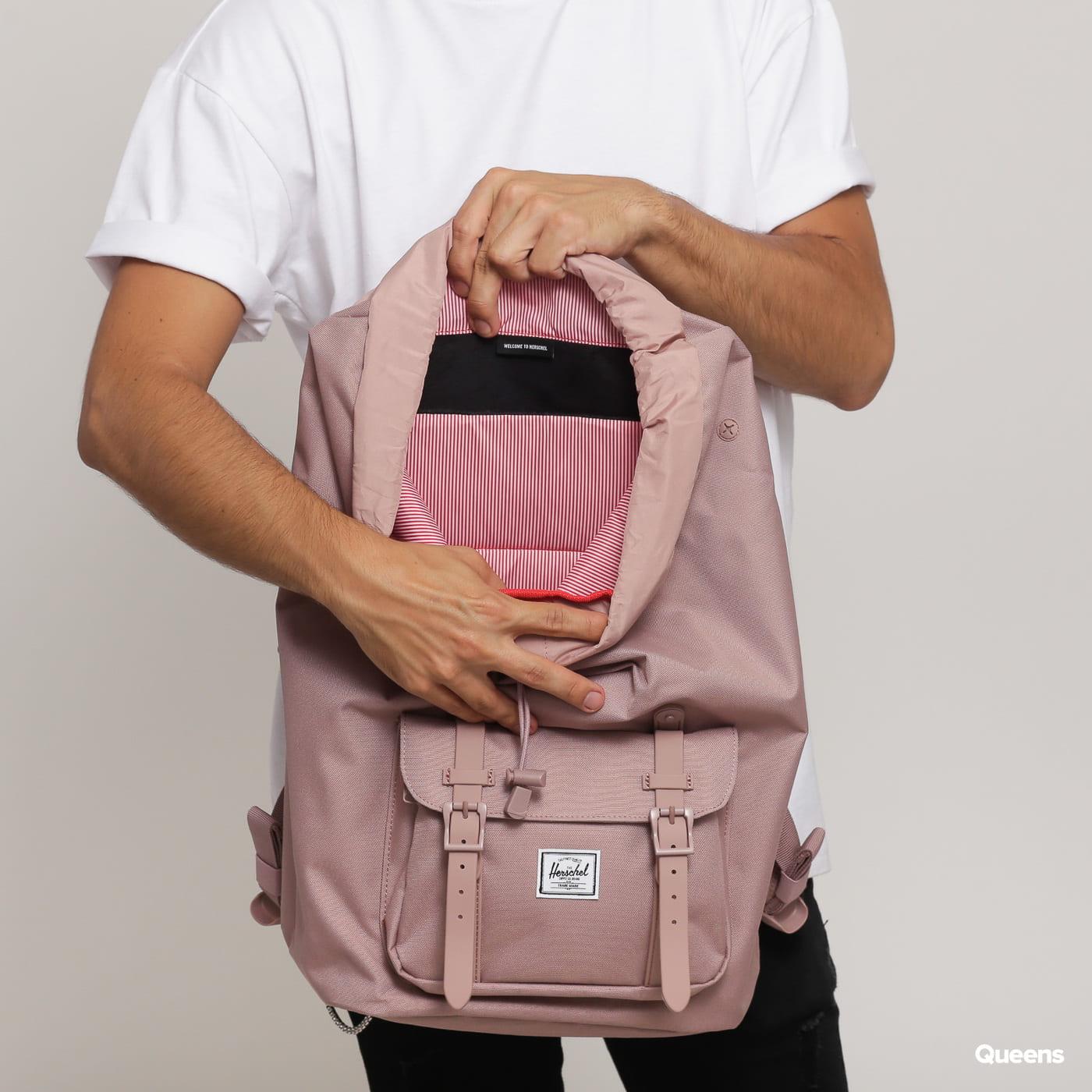 The Herschel Supply CO. Little America Backpack light purple
