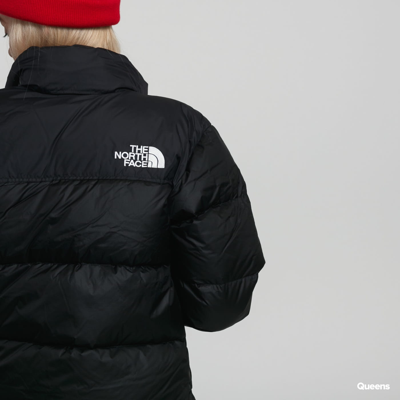 The North Face W 1996 Retro Nuptse Jacket schwarz