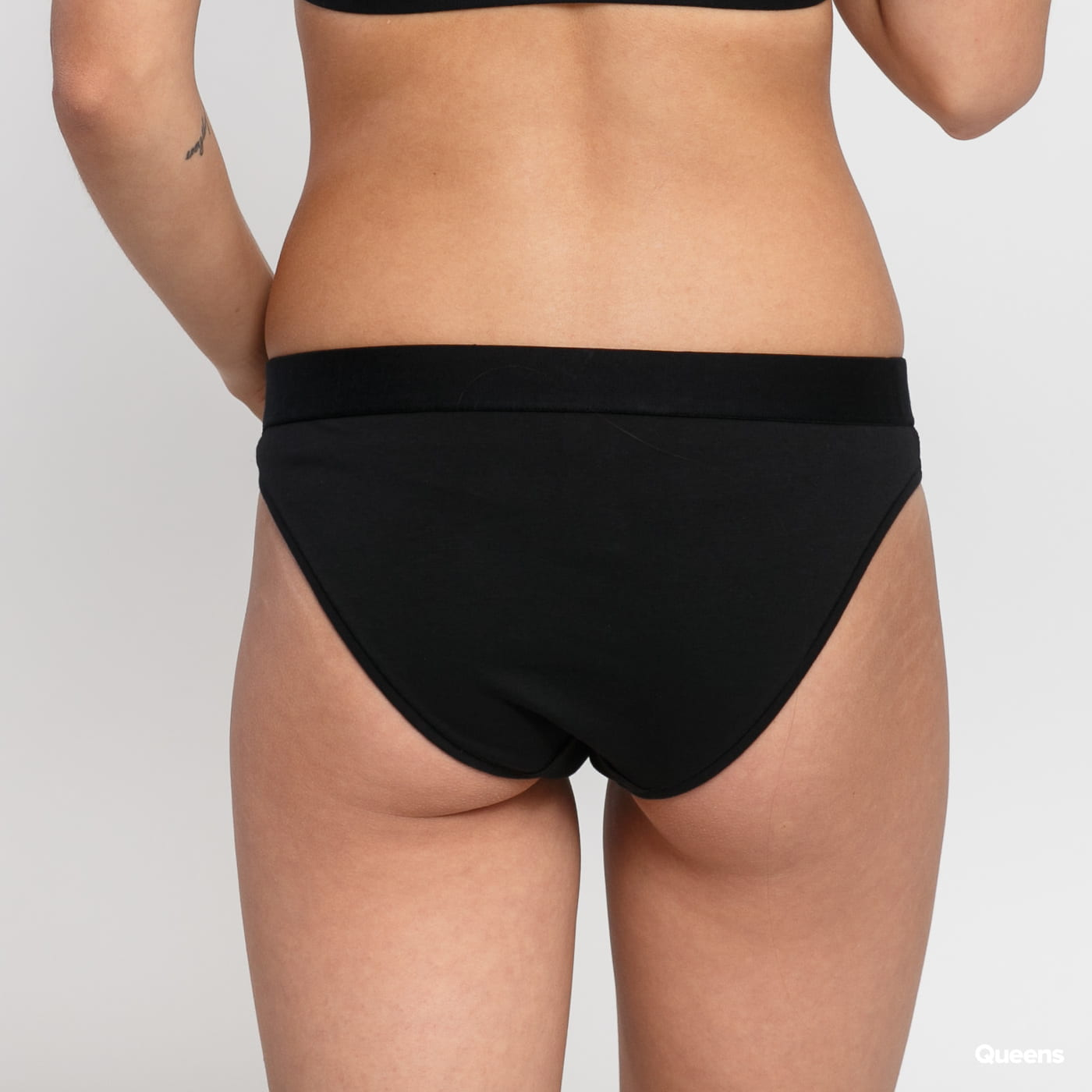 Tommy Hilfiger Bikini - Slip čierne