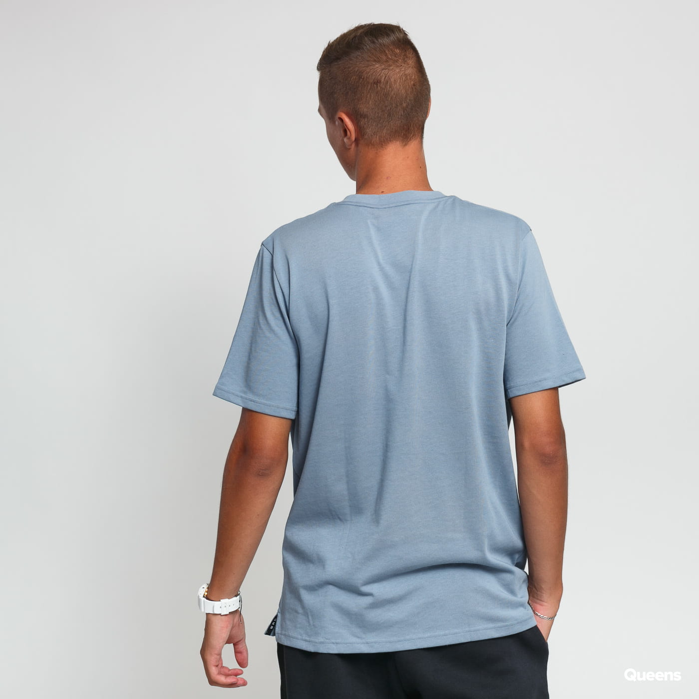 Under Armour Unstoppable Knit Tee grey-blue
