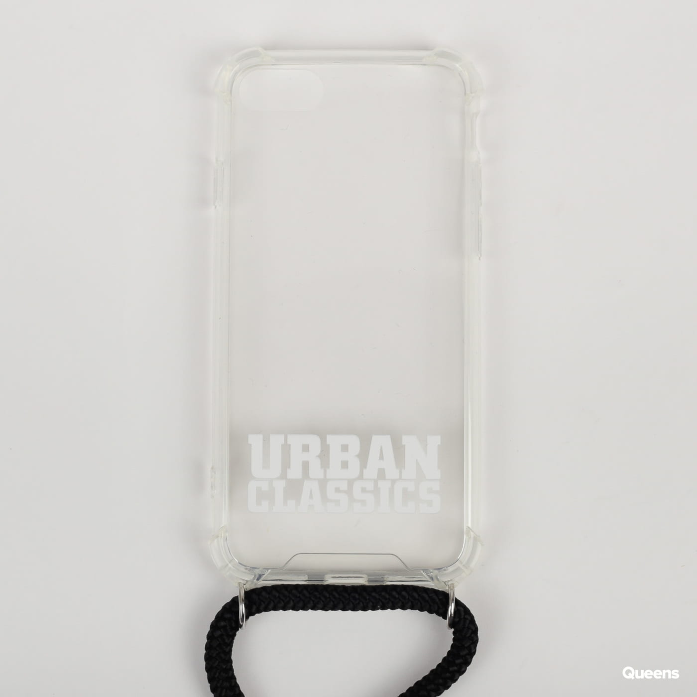 Urban Classics I Phone 8 Handy Necklace transparent