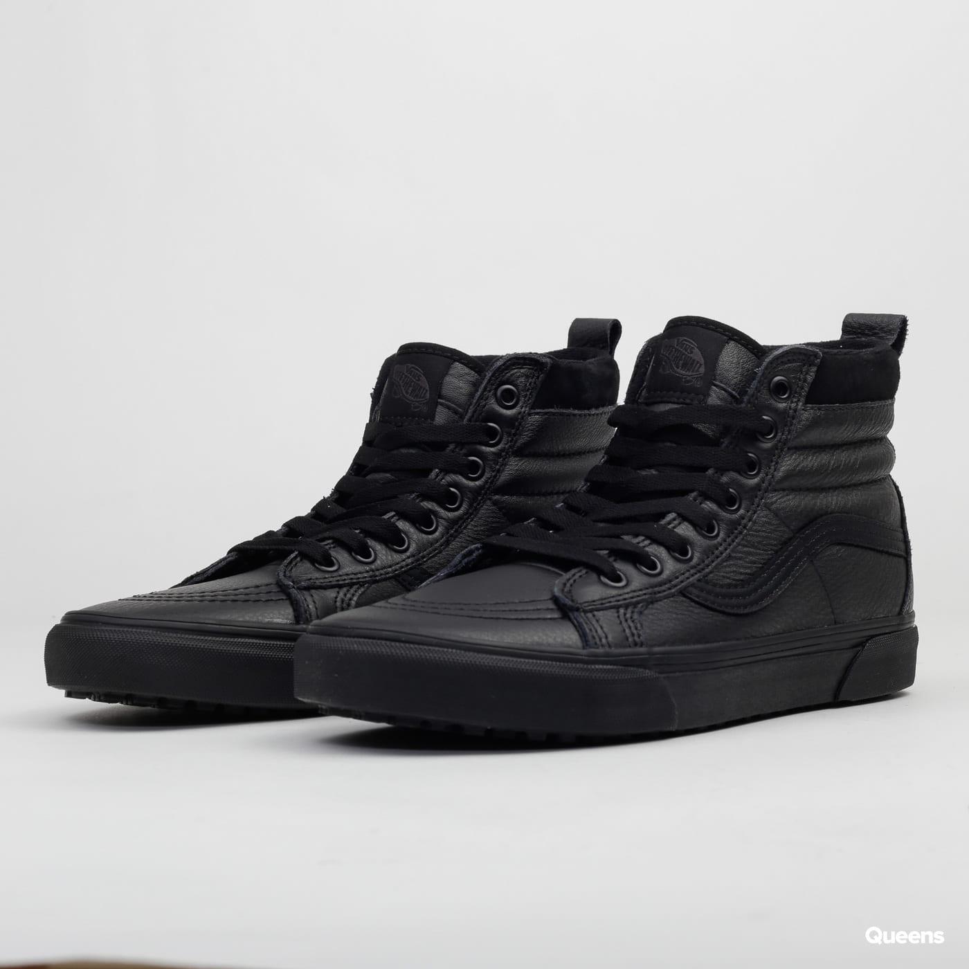 Vans Sk8-Hi MTE (mte) leather / black