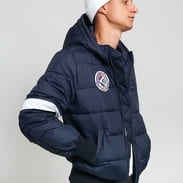Alpha Industries Hooded Puffer FD NASA navy