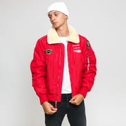 Alpha Industries Injector III Air Force red