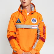 Alpha Industries Space Camp Anorak oranžová