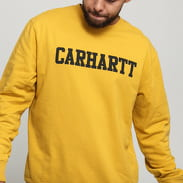Carhartt WIP College Sweat žlutá