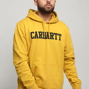 Carhartt WIP Hooded College Sweat žlutá