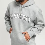 Carhartt WIP Hooded Princeton Sweat melange šedá