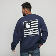 Carhartt WIP Incognito Sweat navy