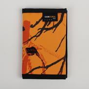 Carhartt WIP Payton Wallet oranžová / černá