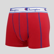 Champion 2 Pack Boxers Small Logo navy / červené