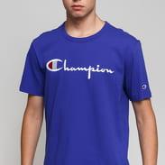 Champion Crewneck T-Shirt fialové