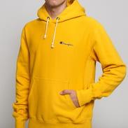 Champion Hooded Sweatshirt žltá