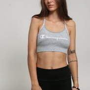 Champion Seamless Sports Bra melange šedé